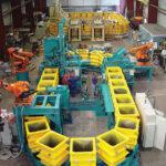 Sistema de manipulación de moldes Truflo®