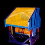 Recuperación de terrores de arena con la unidad vibratoria vibra-mill®